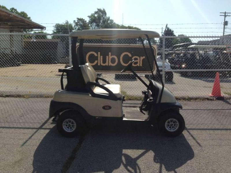 2011 Club Car Precedent i2 Gas