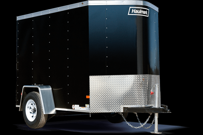 2018 Haulmark PPT5X10DS2 Enclosed Cargo Trailer