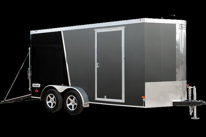 2018 Haulmark TSTV7X12WT2 Enclosed Cargo Trailer