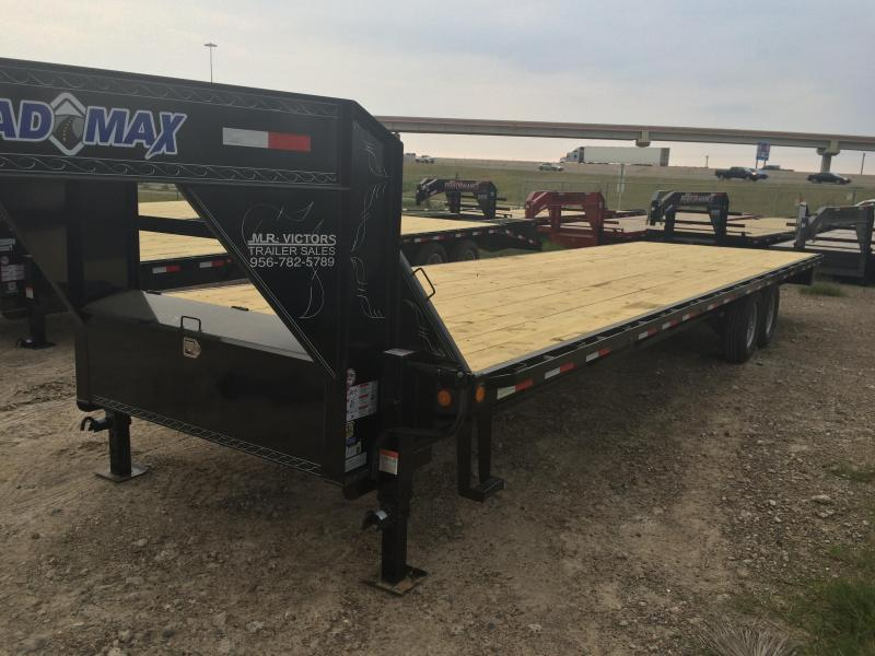 2017 Load Trail 102X30 GOOSNECK Equipment Trailers
