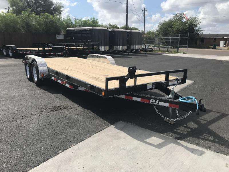 2020 PJ Trailers 83 x 20 Car / Racing Trailer
