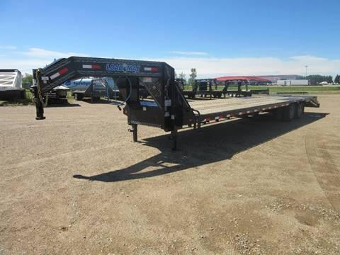 2017 Load Trail GOOSENECK 102 X 29 Flatbed Trailer