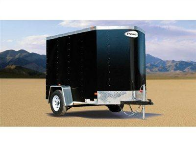 2014 Haulmark Trailers PPT5X8DS2