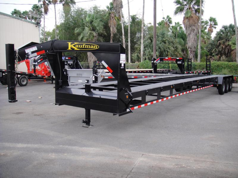 2019 Kaufman Trailers 102 X 43 Car / Racing Trailer