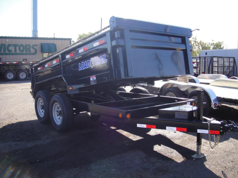 2018 LOADTRAIL 72X12 DUMP TRAILER