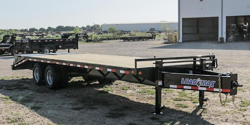 2017 Load Trail 102 X 34 PH24 HEAVY DUTY PINTLE HOOK Flatbed Trailer