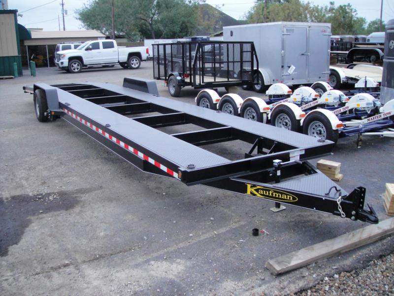 2019 Kaufman Trailers C34 7 X 34 Car / Racing Trailer