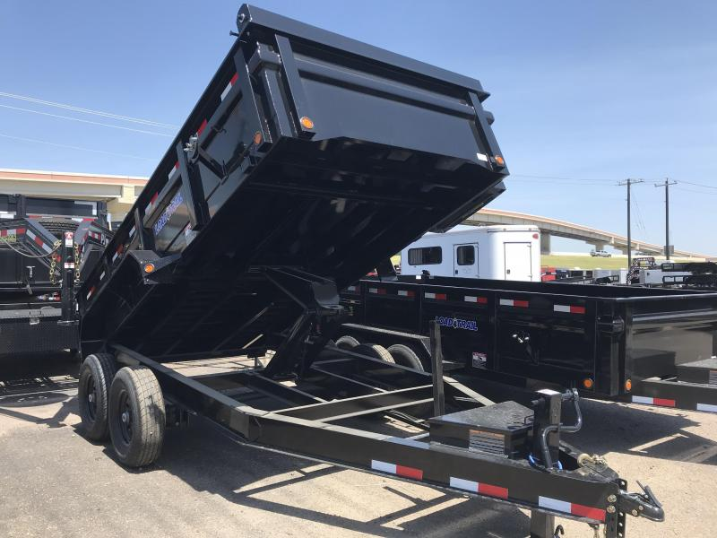 2019 LOADTRAIL 83X14 DUMP TRAILER