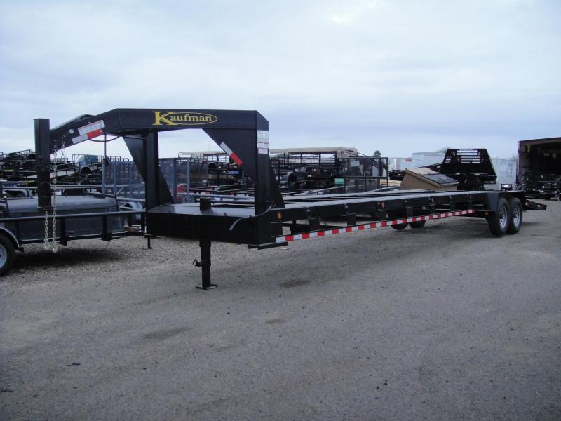 2019 Kaufman Trailers CL 102 X 36 Car / Racing Trailer