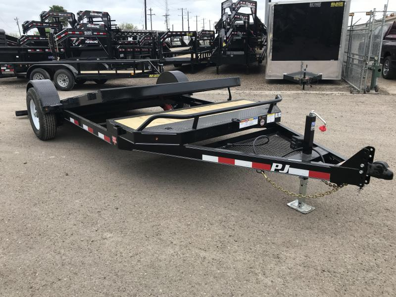 2019 PJ Trailers  16' Single Axle HD Tilt