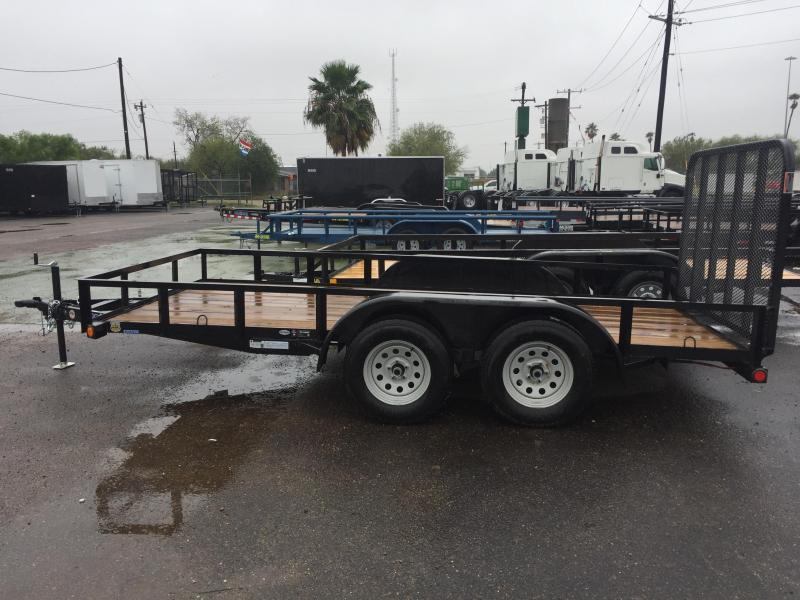 2018 LOADTRAIL UTILITY TRAILER