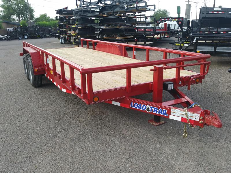 2019 Load Trail CAR HAULER Car / Racing Trailer