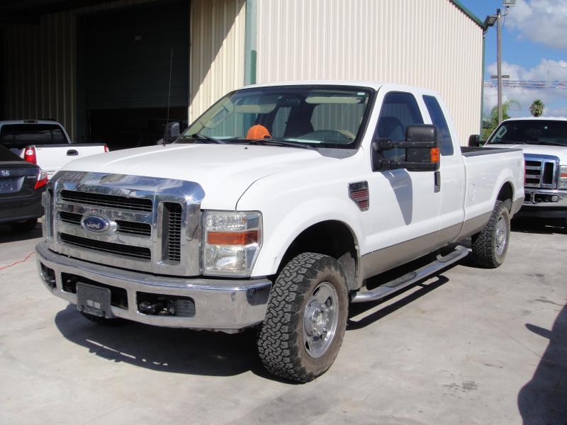2008 Ford F-250 Truck