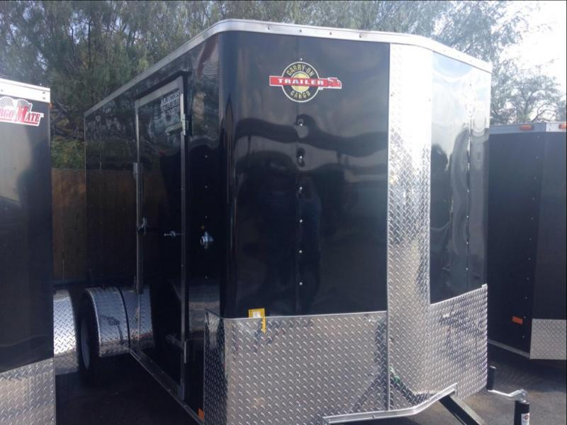 2017 Carry-On 6 X 12 ENCLOSED Cargo / Enclosed Trailer