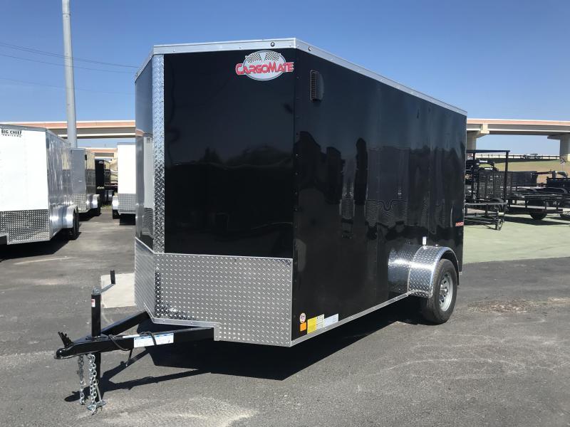 2020 Cargo Mate 6 X 12 SA Enclosed Cargo Trailer