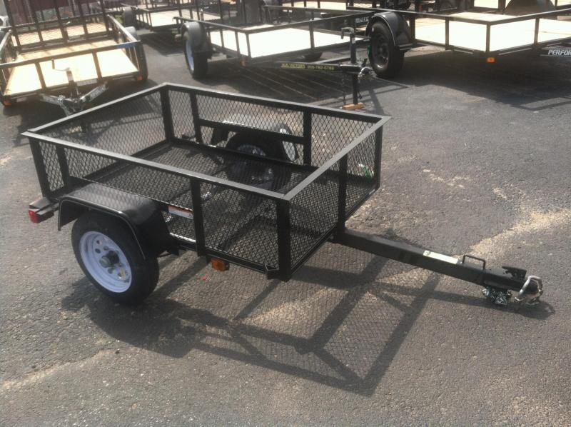 2014 Carry-On 3.5X5 Utility Trailer