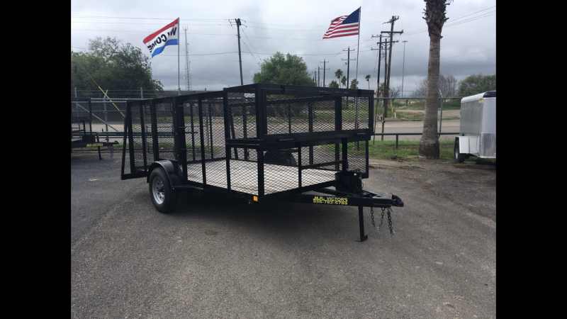 2018 MR VICTORS 83X12 LANDSCAPE TRAILER