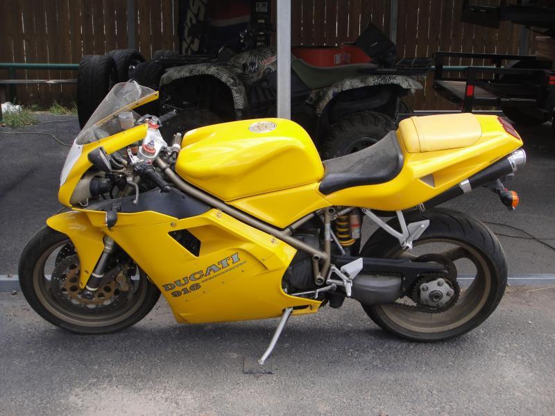 1998 Ducati 916