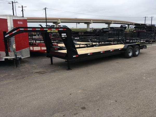 "2019 MR VICTORS 83"" X 24' GN EQUIPMENT-HAULER"