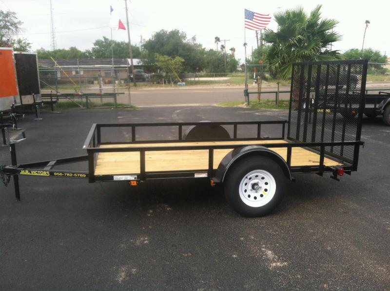2014 Carry-On 6X10 Utility Trailer