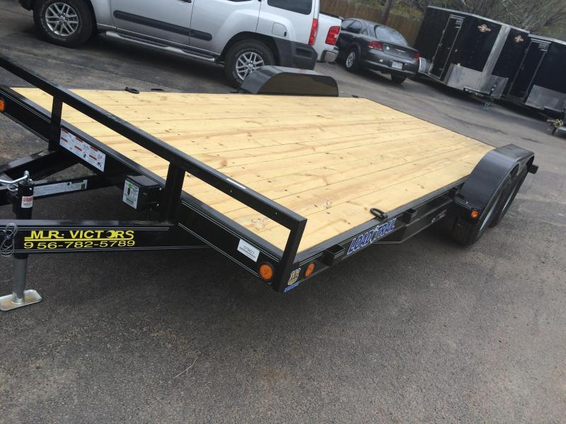 2019 Load Trail 83 X 18 CAR HAULER