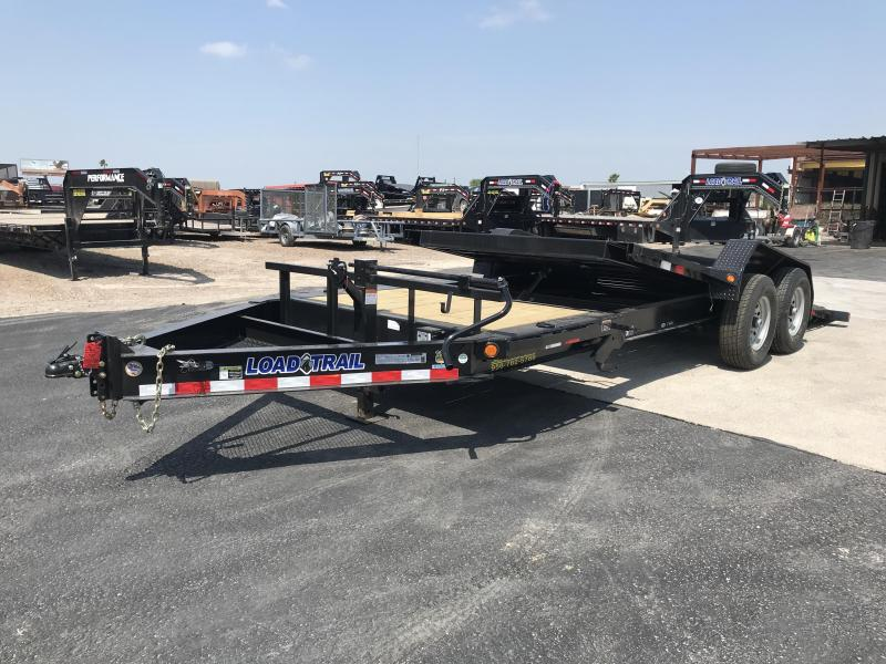 2019 Load Trail 83 x 20 Tilt Equipment Trailer