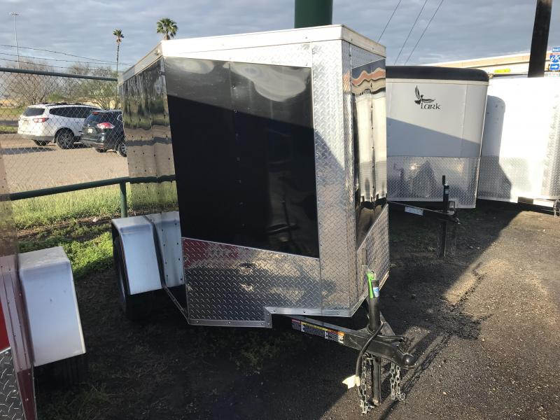 2019 Lark 5 X 6 Enclosed Cargo Trailer
