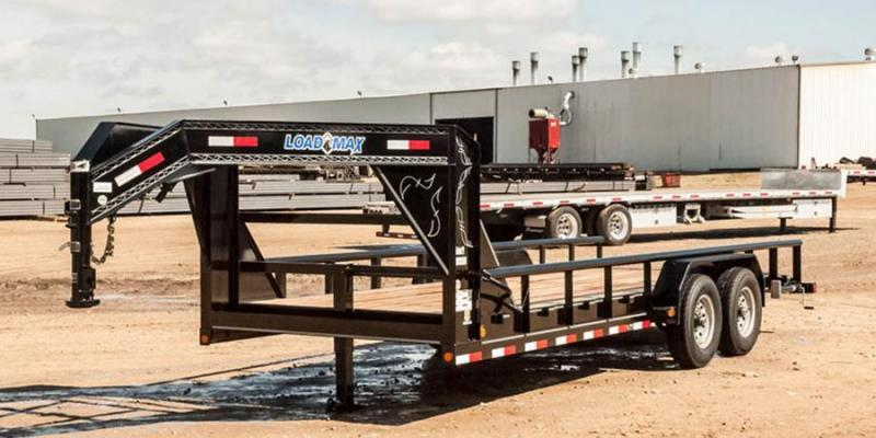 2017 Load Trail 83 X 28 HEAVY DUTY EQUIPMENT TRAILER