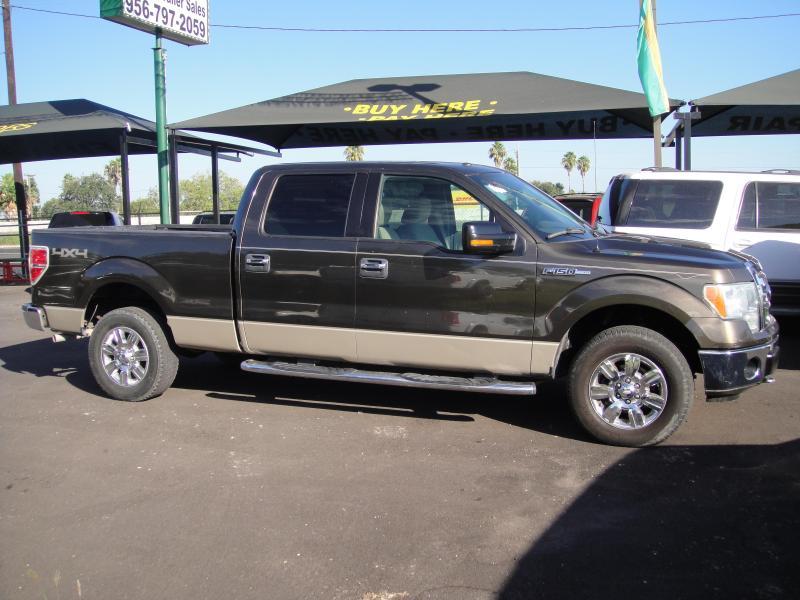 2009 Ford F-150 Truck
