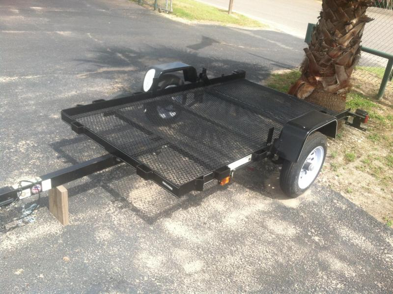 2014 Carry-On 4X7 Utility Trailer