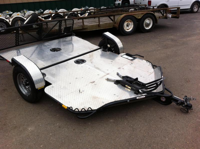 2012 Other Droptail 6 X 12' Motorcycle Trailer