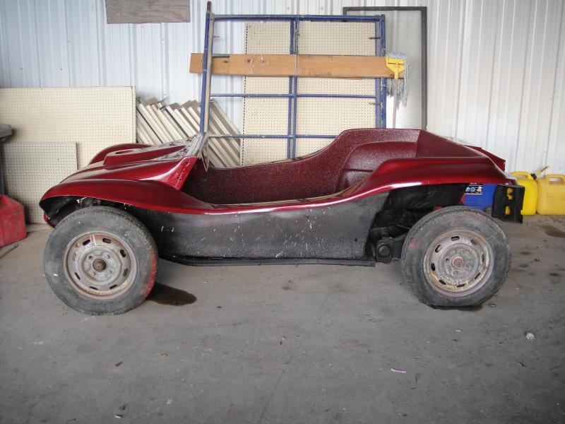 1990 DUNBUG SHELL Car