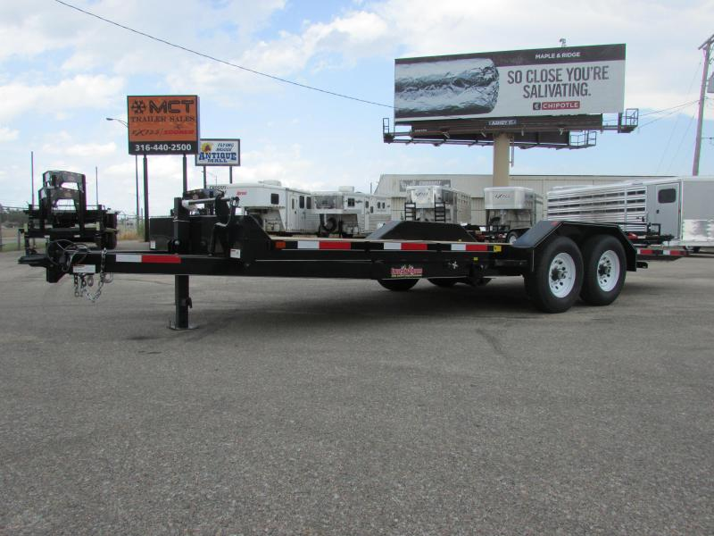 2016 Finish Line GT14 8.522 (82X22) Equipment Trailer