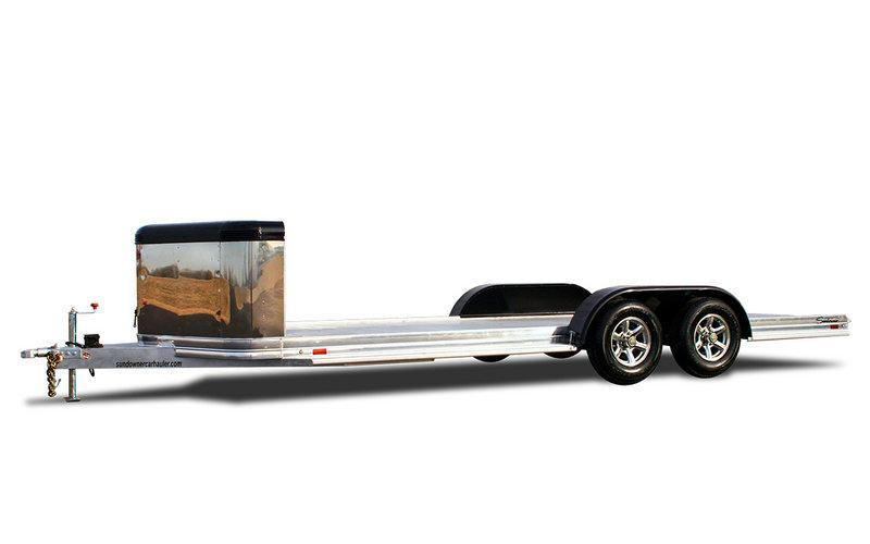 2019 Sundowner Trailers Ultra 22BP Car / Racing Trailer