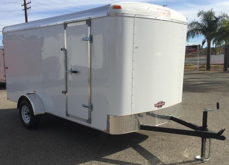 2018 Mirage Trailers 6x10 XPO Enclosed Cargo Trailer