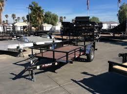 2018 Sun Country SU 5x8 Utility Trailer