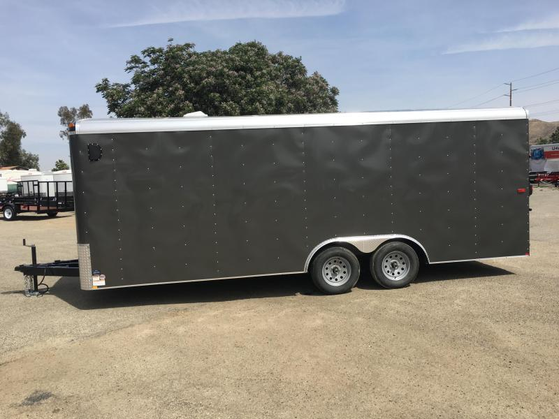 2017 Mirage Trailers 8.5X20 XPO Enclosed Cargo Trailer