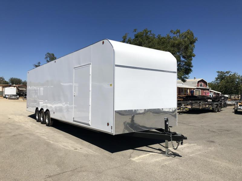 2019 Apache 8.5x32 Enclosed Cargo Trailer