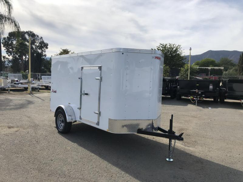 2019 Mirage Trailers MXPS 6x10 SA Enclosed Cargo Trailer