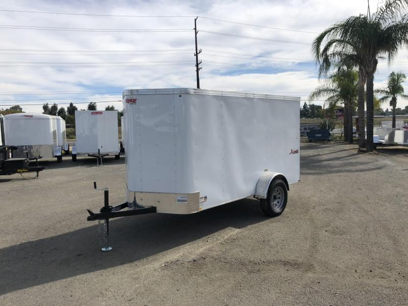 2019 Mirage Trailers MXPS 5x10 SA Enclosed Cargo Trailer