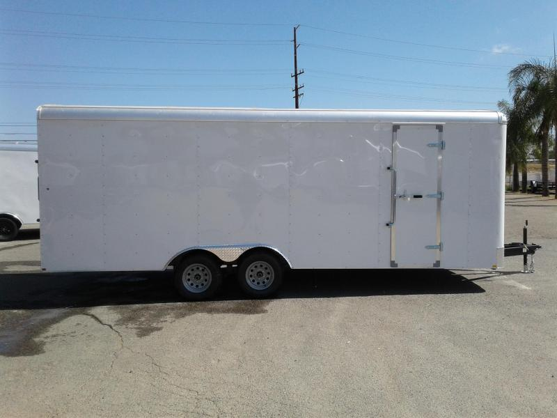 2018 Mirage Trailers XPO 8.5 X 20 Enclosed Cargo Trailer