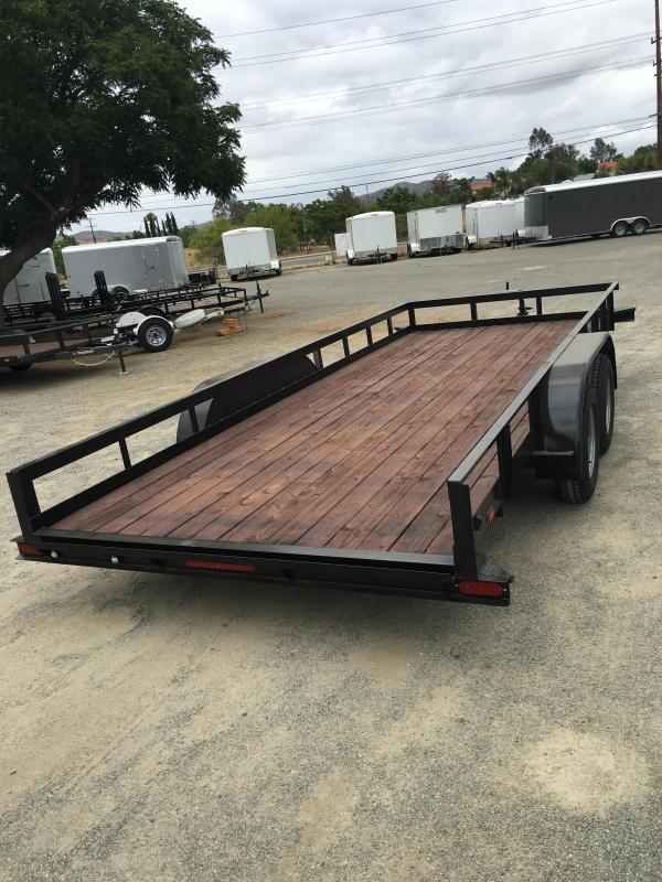 2018 Sun Country SUTA 82 x 12 Utility Trailer