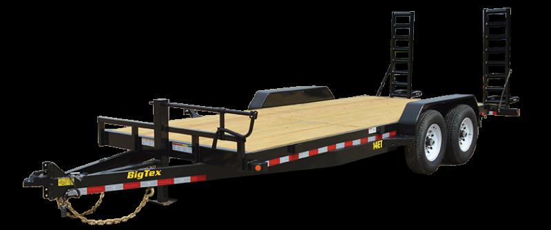 2017 Big Tex Trailers 14ET-20 Equipment Trailer