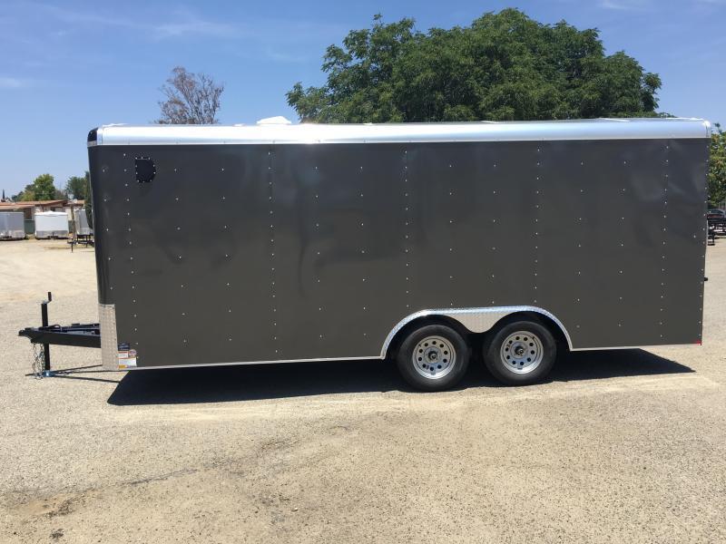 2017 Mirage Trailers 8.5 X 20 XPO Enclosed Cargo Trailer