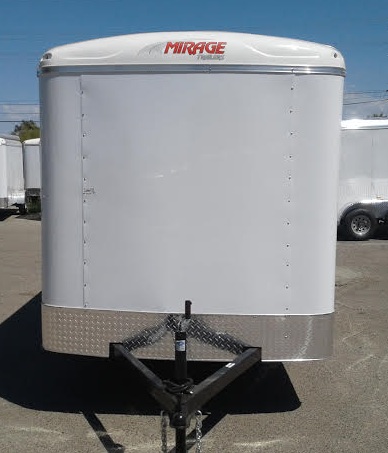2018 Mirage 6X12 XPO Enclosed Trailer
