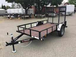 2018 Sun Country 5X10 SUSA Utility Trailer