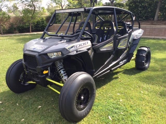 2016 Polaris RZR4 XP1000