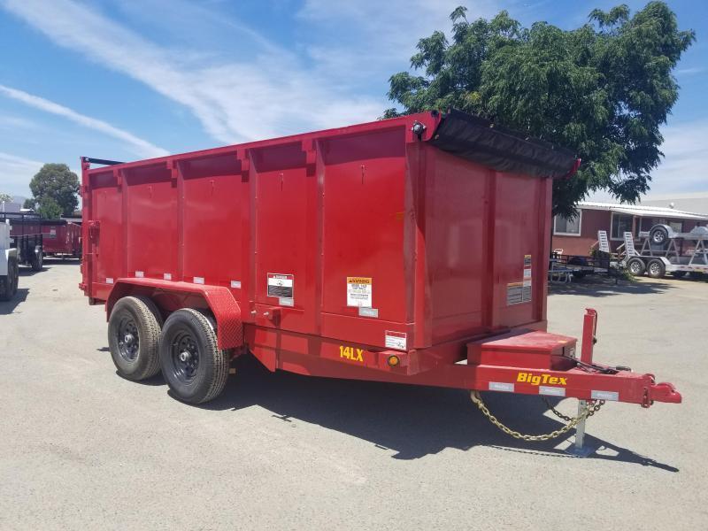 2020 Big Tex Trailers 14LX-12 P4 Dump Trailer