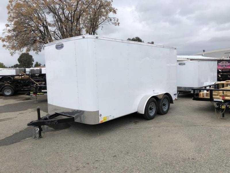 2019 Continental Cargo RM 7x16 Enclosed Cargo Trailer