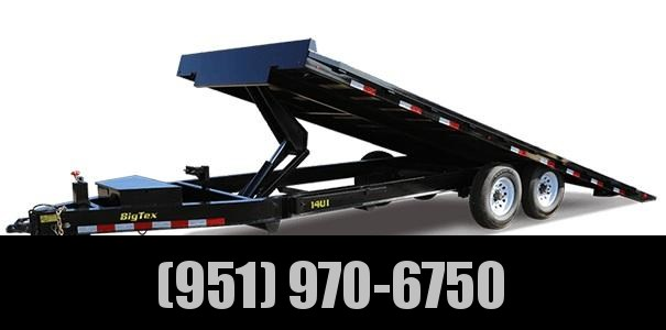 2020 Big Tex Trailers 14OT-24 Equipment Trailer